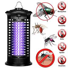 Bug Light Effectiveness Are Electric Bug Zappers Effective
