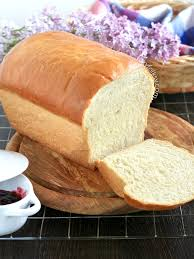 White Bread Recipe Foxy Folksy