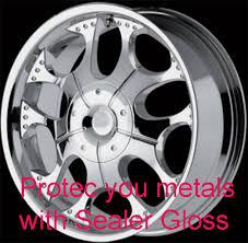 master formula metal gloss and sealer 12oz ea chrome aluminum stainless steel
