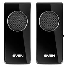 Компьютерная акустика 2.0 <b>Sven 314</b> SV-0110314BK купить в ...
