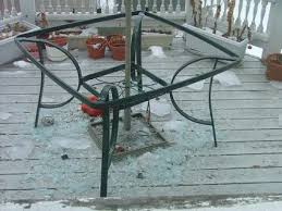 elegant glass patio table top replacement how to repair a patio table with tile when the