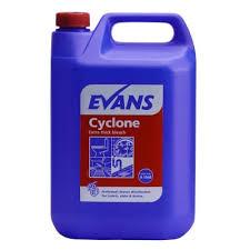 cyclone thickened bleach 5l