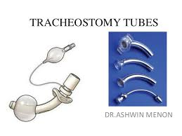 Shiley Pediatric Tracheostomy Tube Size Chart Tracheostomy Tubes By Dr Ashwin Menon