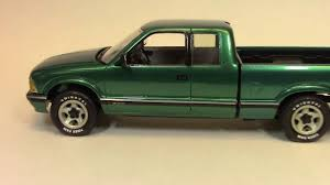 Billy Vega's Scale Model Garage : 1994 Chevy S-10 Extended Cab ...