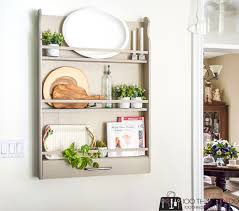 tagged with diy plate rack