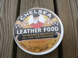 vaatteiden hoito chelsea leather food