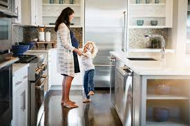 40 Ways Minimalist Moms Have This Whole Working Mother Thing Figured Delectable Kitchen Remodel Financing Minimalist
