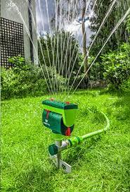 garden irrigation differences between
