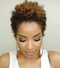 Unprofessional Hair Style short curly dirty blonde haircut for black women haircuts for 7878 by wearticles.com