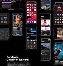 iOS 13's system-wide Dark Mode brings a ...