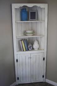 Corner Dining Room Hutch Storage Ideas HomesFeed - Dining room corner hutch