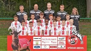 O clube foi fundado em 13 de fevereiro de 1948 por fusão dos clubes de futebol köln bc 01 e spvgg sülz 07. 1 Fc Koln U10 E Junioren