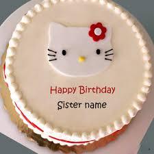 Sister Birthday Cakes