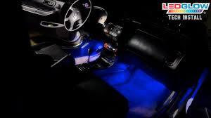 2003 Chevy Impala Interior Lights Ledglows 4 Piece Led Interior Lighting Kit Installation Video