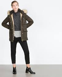 ZARA - WOMAN - SHORT QUILTED JACKET   Stuff to Buy   Pinterest ... & ZARA - WOMAN - SHORT QUILTED JACKET Adamdwight.com