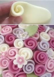 Easy Fondant Decorations Cakes Design