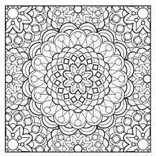 Geliefde Kleurplaten Voor Volwassenen Mandala Vx67 Mandala