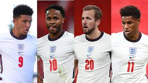 Marcus rashford has a pass completion rate of 81.79 % and a rate of 0% for passes into the box. England S Entire Year Without Fab Four Harry Kane Marcus Rashford Jadon Sancho Raheem Sterling Football News Sky Sports