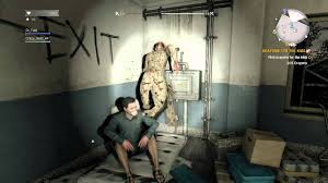 Dying Light 18th Floor Infected In The Tower Dying Light Youtube