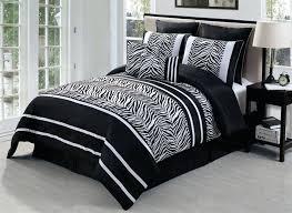 zebra bed set black white zebra bedding set zebra print bed set