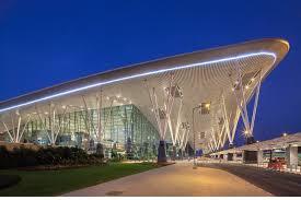 Lighting Consultants In Bangalore Kempegowda International Airport Bengaluru Terminal 1