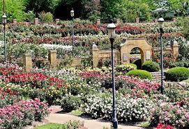 rose garden original entrance