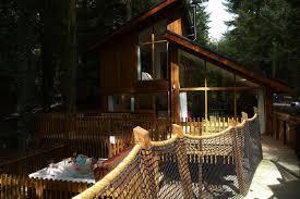 Tilia Treehouse  Treehouse Holidays UKFamily Treehouse Holidays Uk