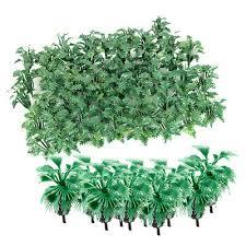 model miniature trees landscape scenery trains trees scale 1 50 1 200