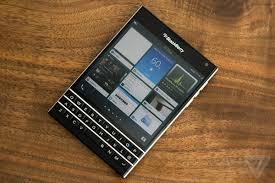 BlackBerry Passport review - The Verge
