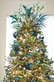 Beach Holiday Decor  BEACH THEMED CHRISTMAS DECORATIONS BEACH Blue Christmas Tree Ideas