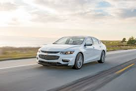 On Wheels: Chevrolet Malibu 2LT, worthy of American pride - The ...