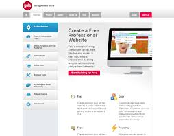 build a free website online 5 easy tools to build a website