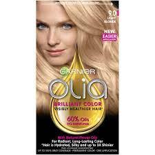 garnier olia oil powered permanent hair