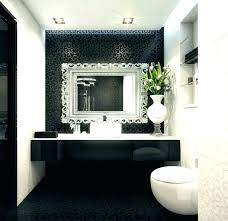 bathroom accent wall black accent wall bathroom bathroom accent tile bathroom accents bathroom with black accent