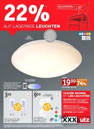 Xxx Lutz Angebote Lampen Gutscheinblatt Seite No 2 2 Gültig Von Avec