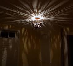 Tree Shadow Light Shade Tree Shadow Chandelier Mwk Designs