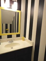 Pictures Of Yellow Bathrooms Bathrooms Best Yellow Bathroom Decor As Well As Black Wooden