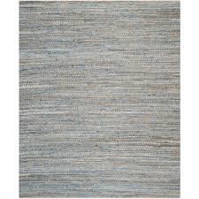 safavieh cape cod natural blue 9 ft x 12 ft area rug