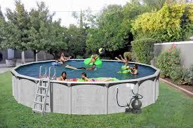 splash round pool reviews