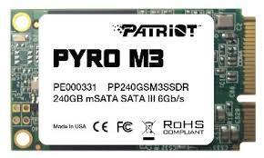 <b>Жесткий диск Patriot Memory</b> PP240GSM3SSDR — купить по ...