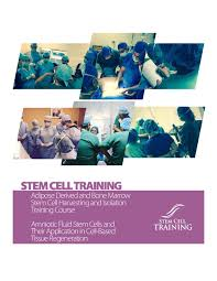 stem cell training courses workshops and seminars for physicians miami lakes fl 13th 14th 2017