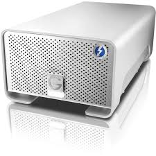 hitachi 8tb. g-technology 8tb g-raid external hard drive array with thunderbolt hitachi 8tb