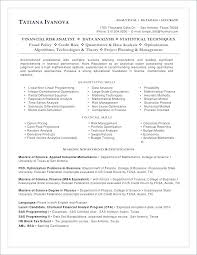 Credit Analyst Resume Example Credit Risk Analyst Resume Example Manager Orlandomoving Co