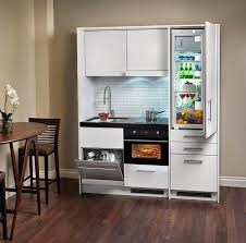 compact appliances for small spaces. Plain Small Compact Kitchen Appliances Apartments Premium Quality All  In A 6 Foot Wide Space WKEDMID Inside Compact Appliances For Small Spaces O