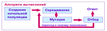 Реферат Генетические алгоритмы в задаче оптимизации  Генетические алгоритмы в задаче оптимизации действительных параметров