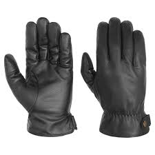Conductive Leather Gloves By Stetson