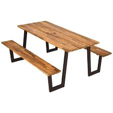 picnic tables patio tables the home