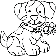 Coloring Pages Dogs Dalmatian Fire Dog Coloring Pages Free Printable