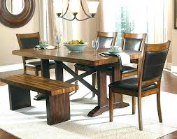wood dining set with bench room table seat flexible and stylish living modern wooden philippines