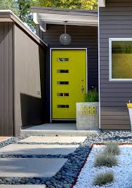 mid century modern front doors. Mid Century Modern Double Front Doors Photo - 7 A